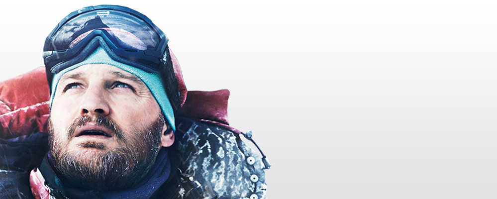 Juan Amador - Actor de doblaje | Jason Clarke - Everest